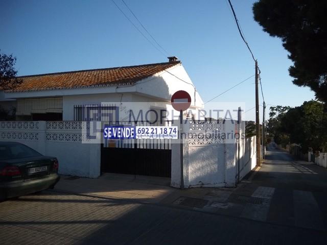 REF: 374 CHALET EN ZONA CERRITO (PUNTA UMBRÍA)