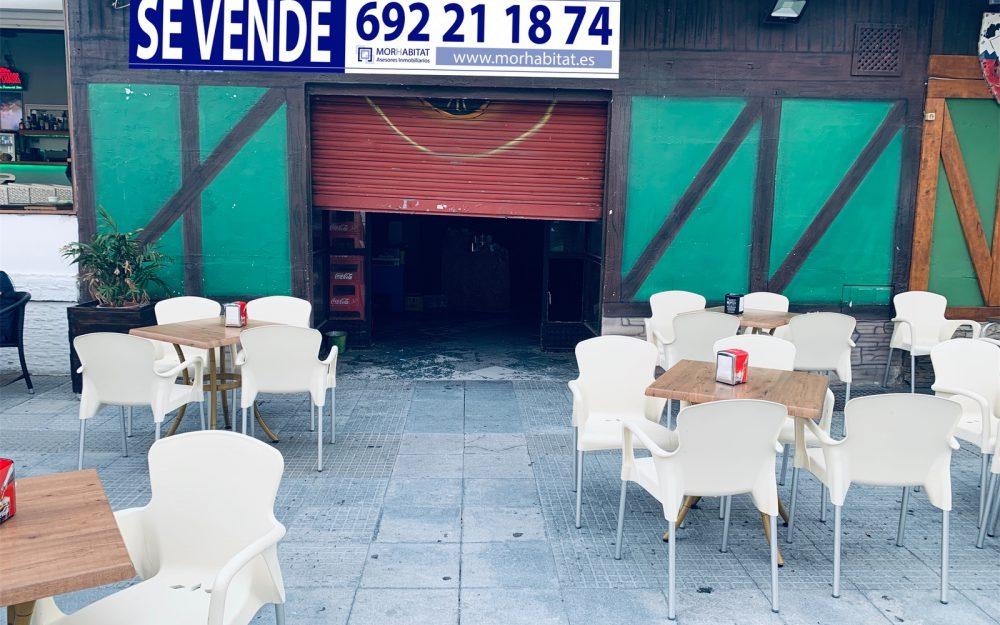 LOCAL COMERCIAL A LA VENTA EN CALLE ANCHA PUNTA UMBRIA