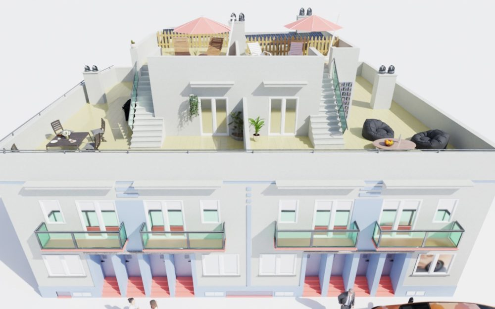 REF: 473 PROMOCION A LA VENTA DE VIVIENDAS DE NUEVA CONSTRUCCION.
